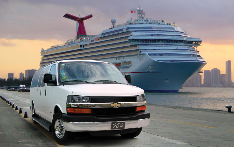 Port Of Miami Cruise Transportation Services