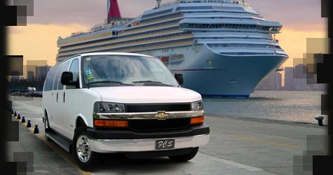 Seaport Transportation Service
